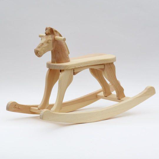 Koník Čenda 28 - provedení přírodní bez ocásku