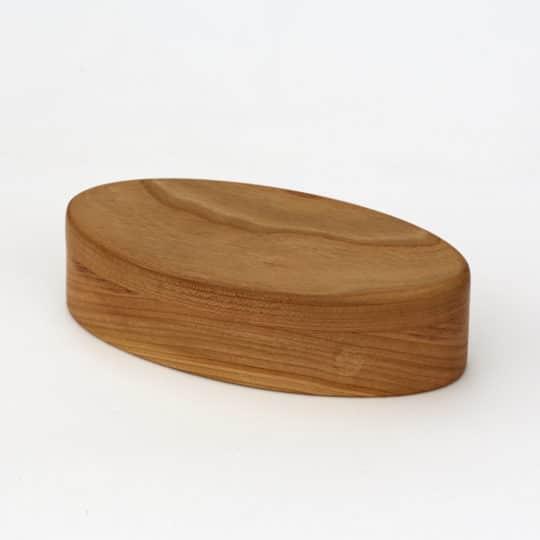 Elegantní šperkovnice z třešňového dřeva