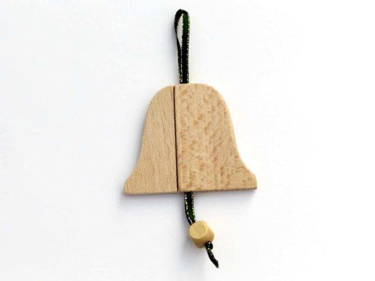 Zvoneček - ozdoba na vánoční strom